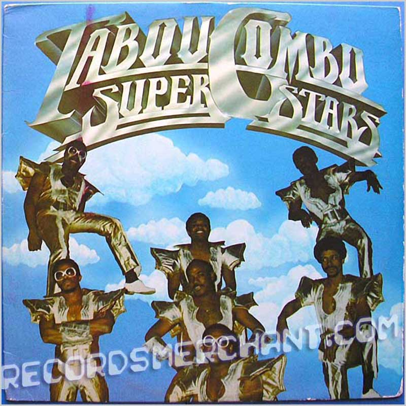 Tabou Combo - Tabou Combo Super Stars (TCLP-8005)