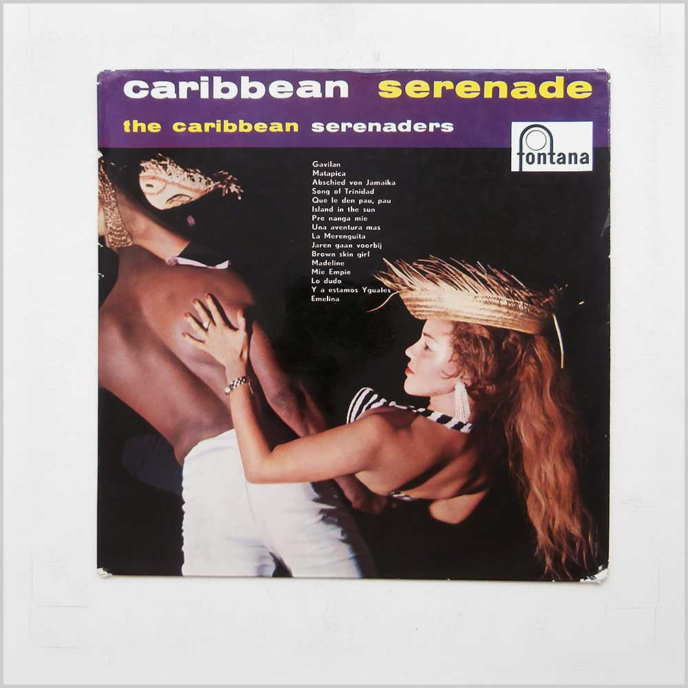 The Caribbean Serenaders - Caribbean Serenade (TFR 6019)