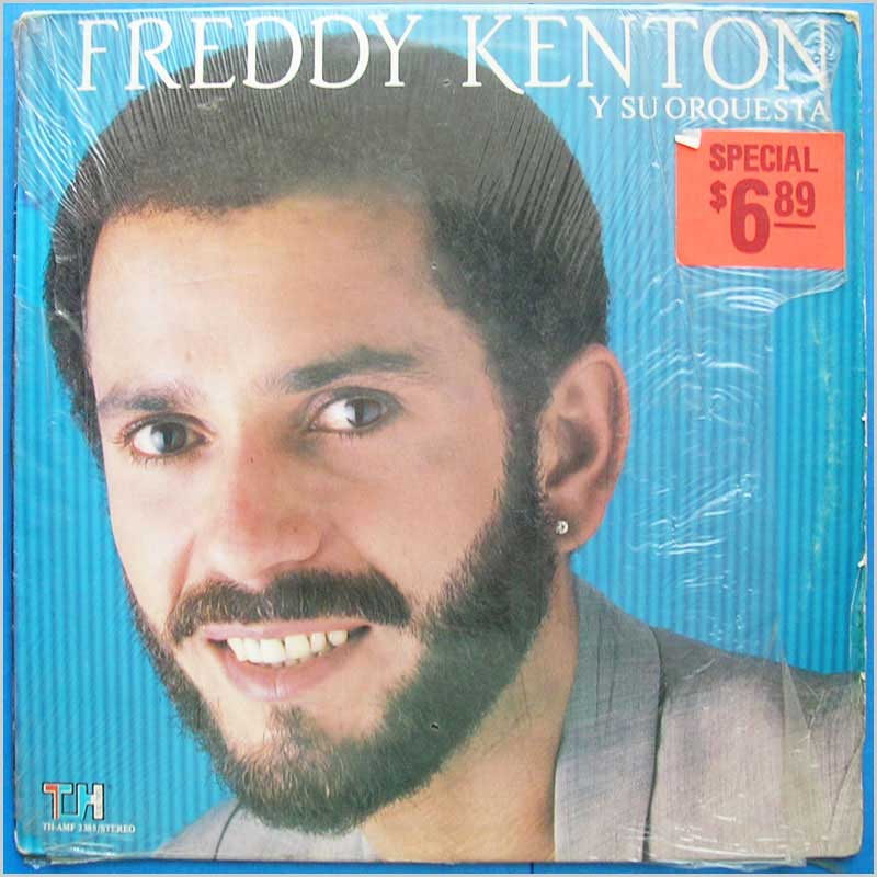 Freddy Kenton Y Su Orquesta - Freddy Kenton Y Su Orquesta (TH-AMF 2385)
