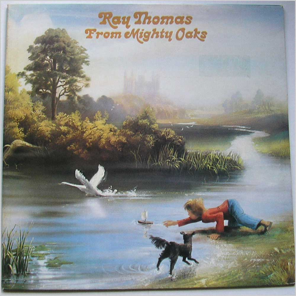 Ray Thomas - From Mighty Oaks (THS 16)