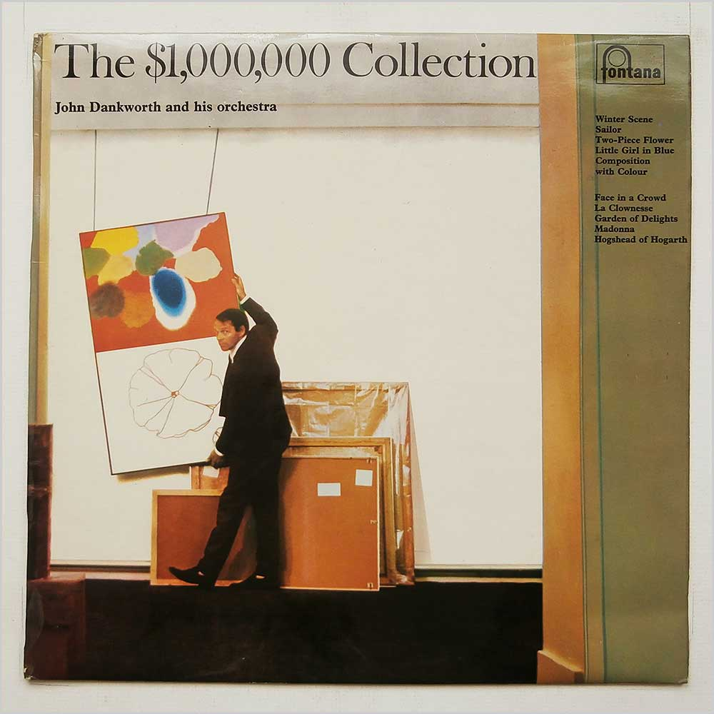 John Dankworth And His Orchestra - The $1,000,000 Collection (TL5445)