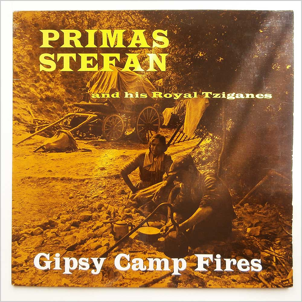 Primas Stefan And His Royal Tziganes - Gipsy Campfires (TP 339)