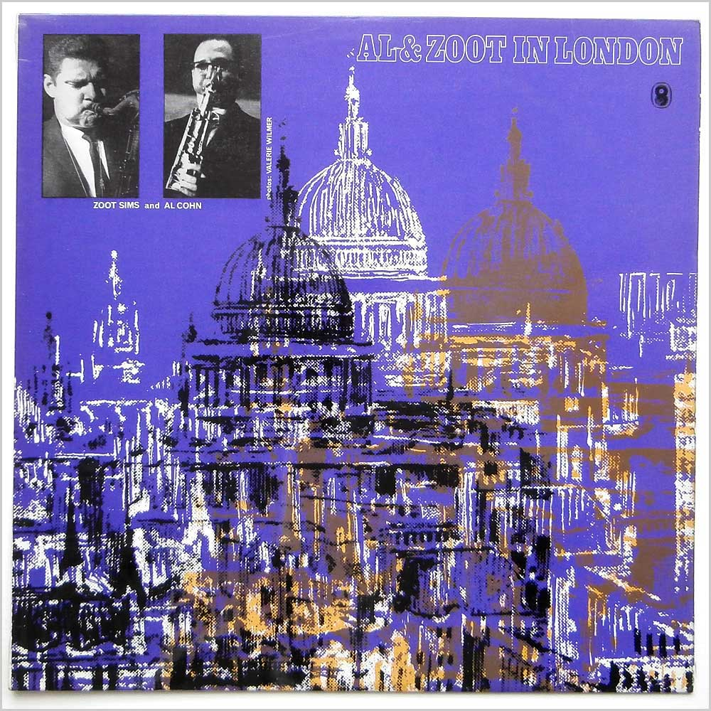 Al Cohn and Zoot Sims - Al And Zoot In London (TP 714)