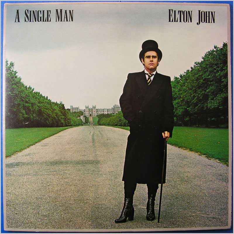 Elton John - A Single Man (Train 1)