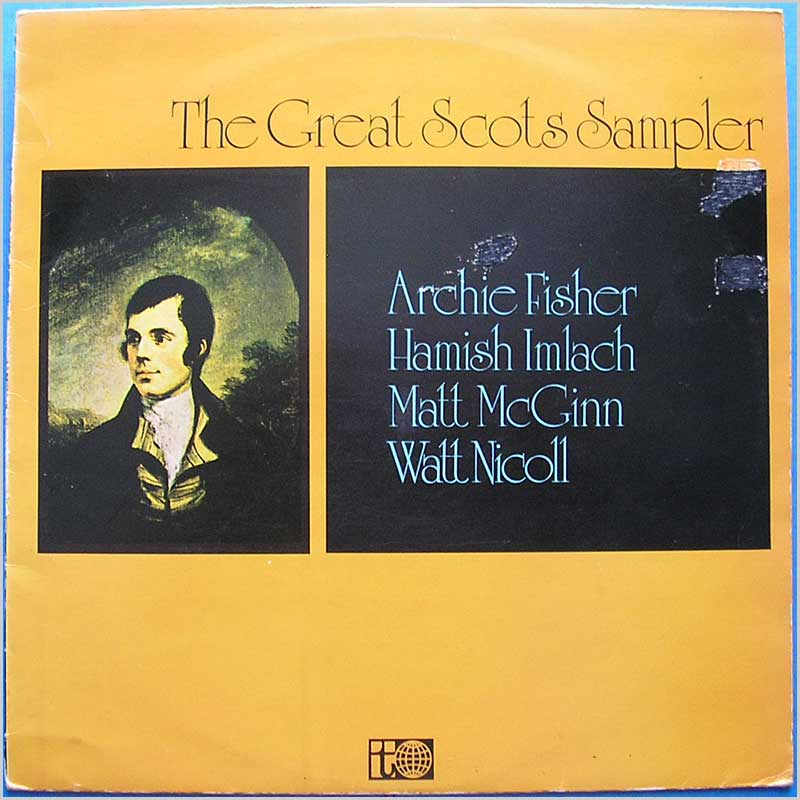 Various - The Great Scots Sampler (TRA SAM 17)