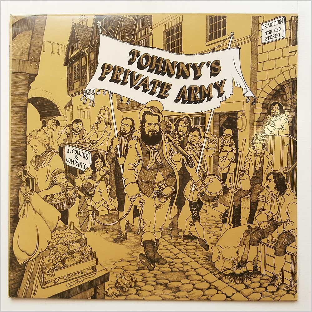Johnny Collins - Johnny's Private Army (TSR 020)