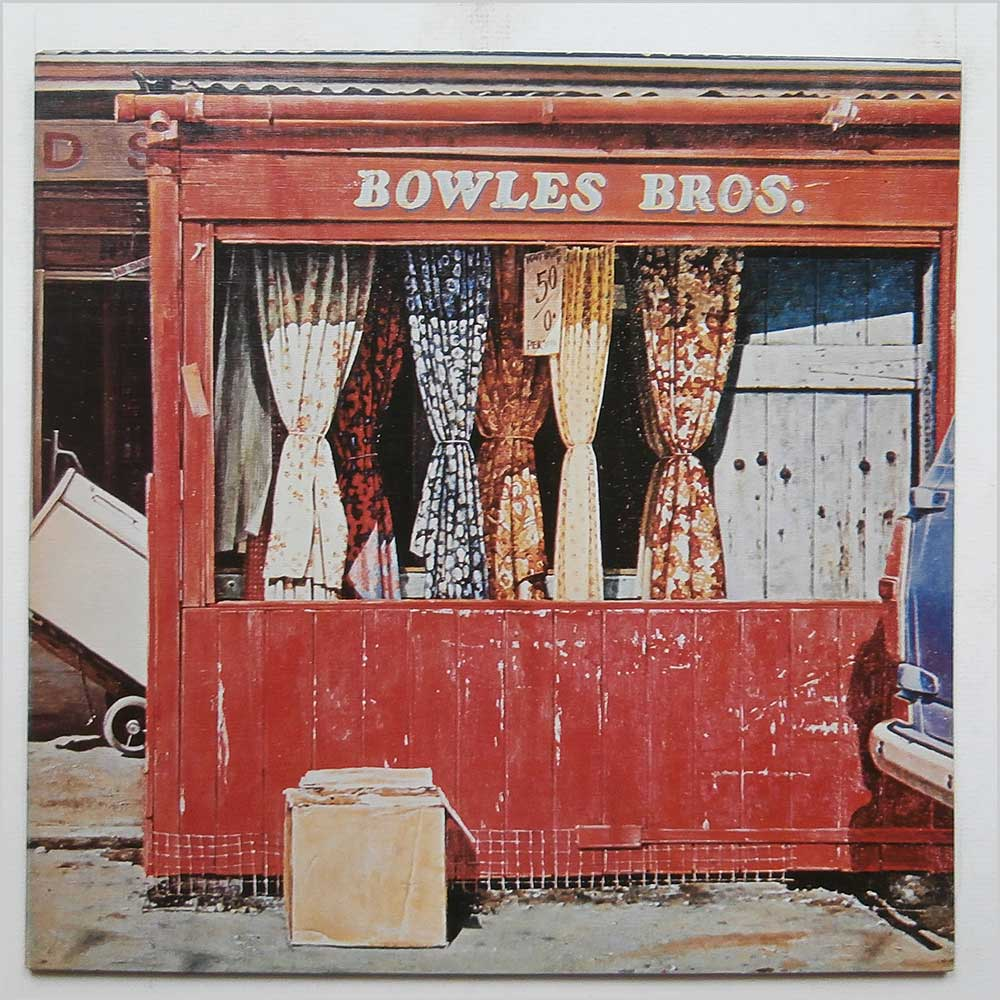 Bowles Bros - Roger Buys A Fridge (TXS 127)