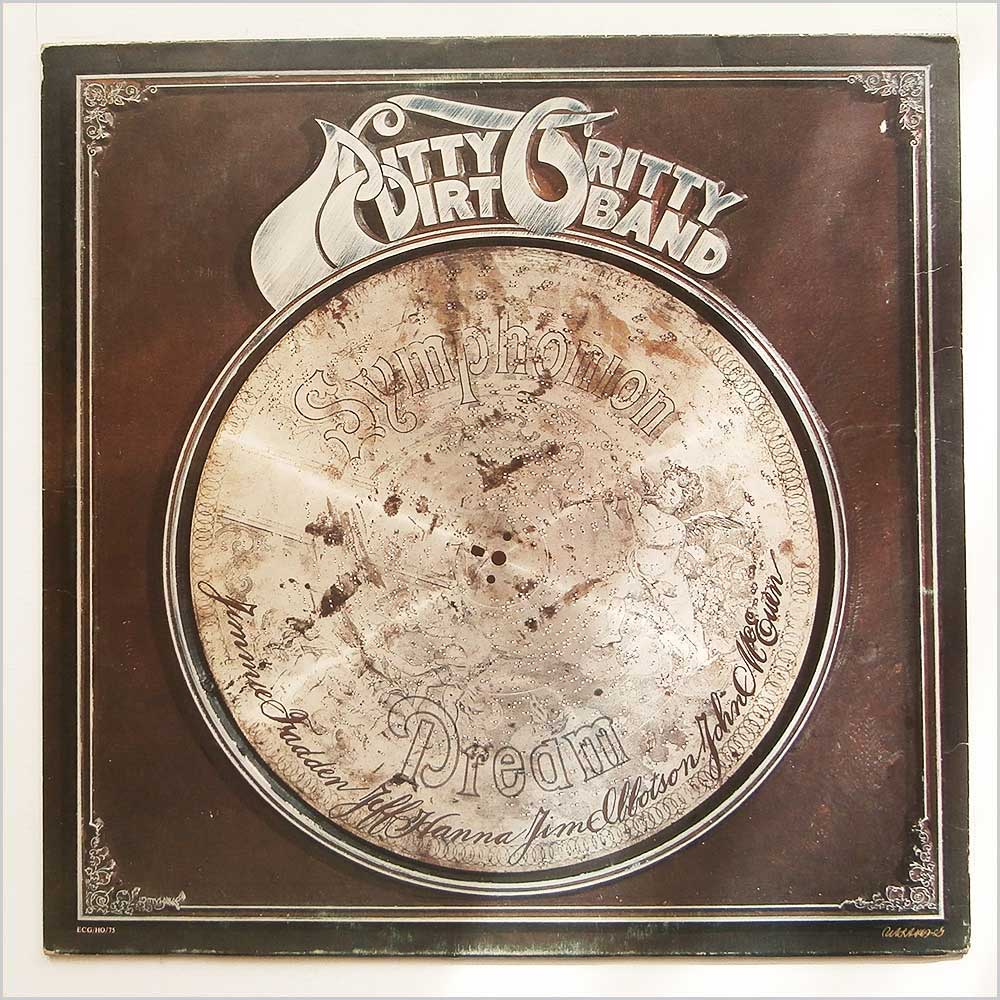 Nitty Gritty Dirt Band - Dream (UA-LA469-G)