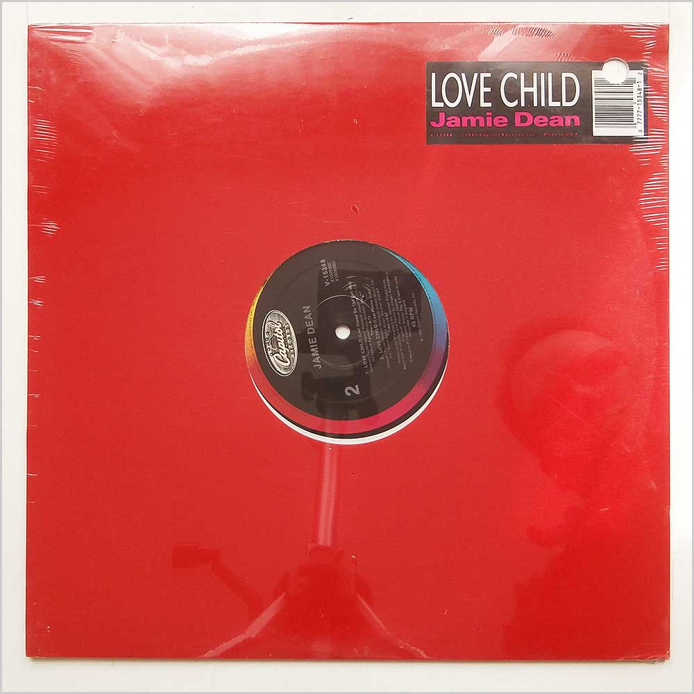 Jamie Dean - Love Child (V-15348)
