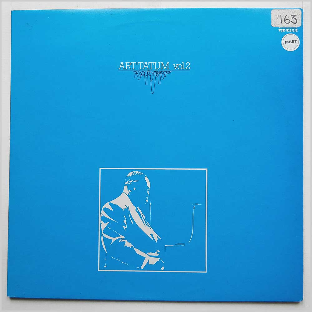 Art Tatum - Art Tatum Vol. 1 and Vol. 2 (VJD 511/1/2)