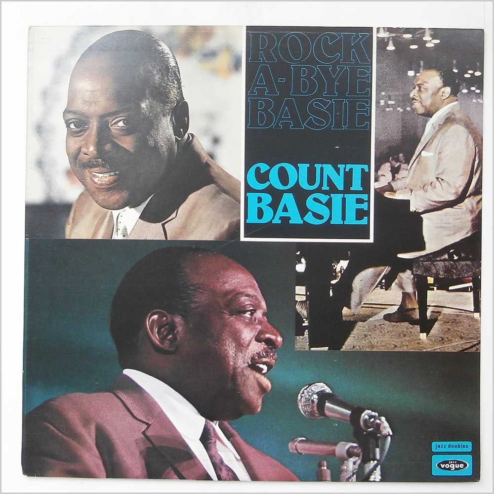 Count Basie - Rock-A-Bye Basie (VOGUE 503/1)