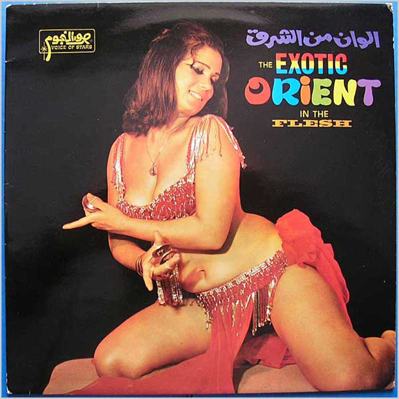 Faruk Salame and Aboud Abdelaal and Orchestra - The Exotic Orient In The Flesh (VOS 10007 A)