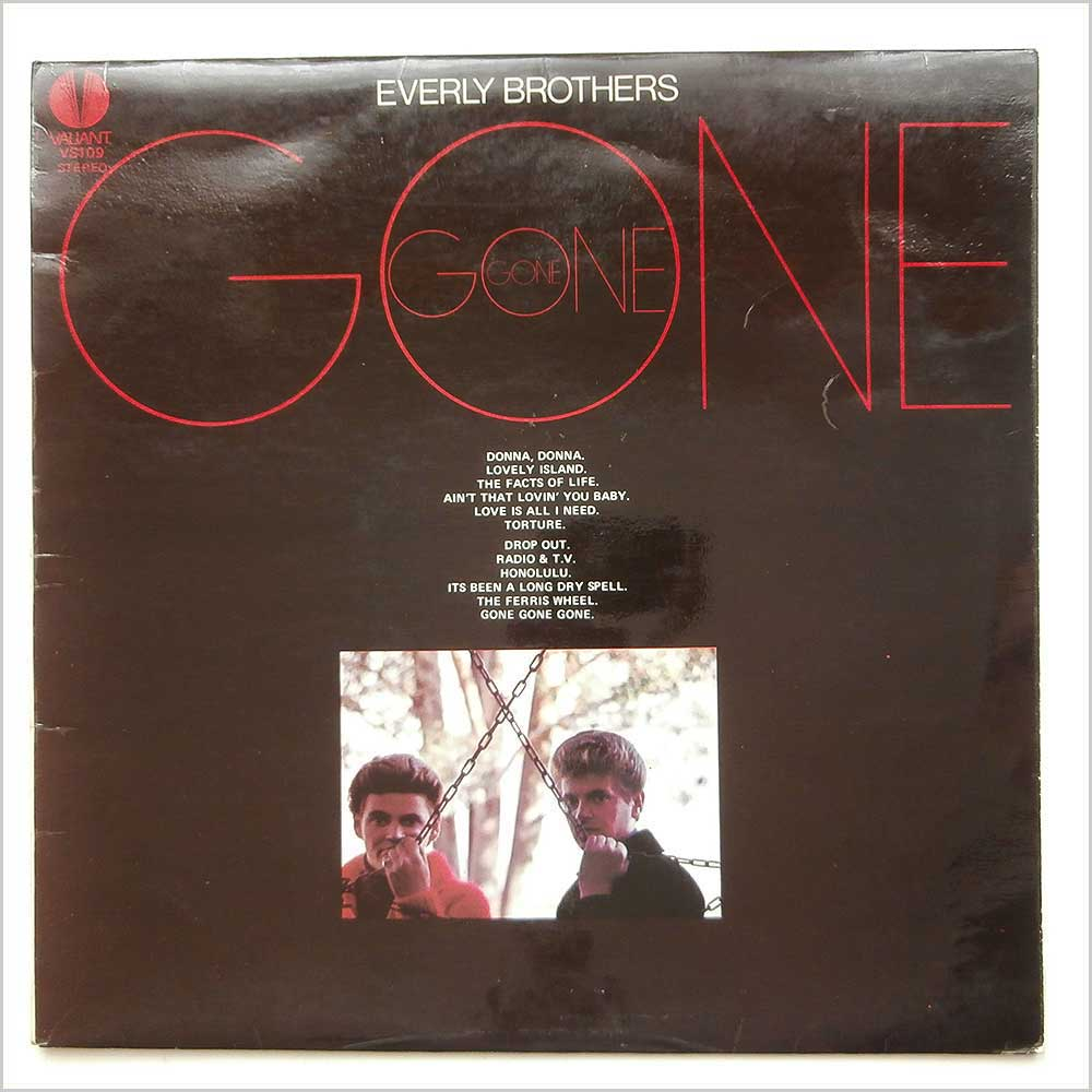 The Everly Brothers - Gone, Gone, Gone (VS 109)