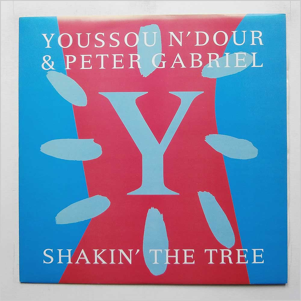 Youssou N'Dour And Peter Gabriel - Shakin' The Tree (VST1167)