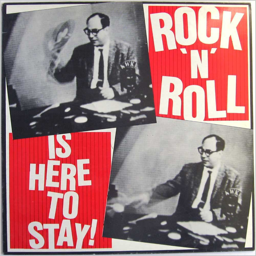 Various - Rock 'n' Roll Is Here To Stay (WAX 1)