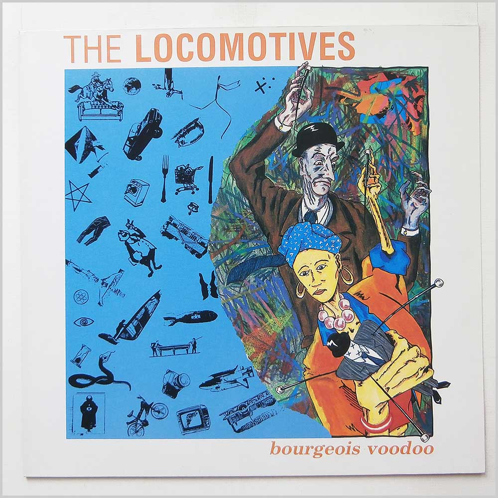 The Locomotives - Bourgeois Voodoo (WIKM 63)