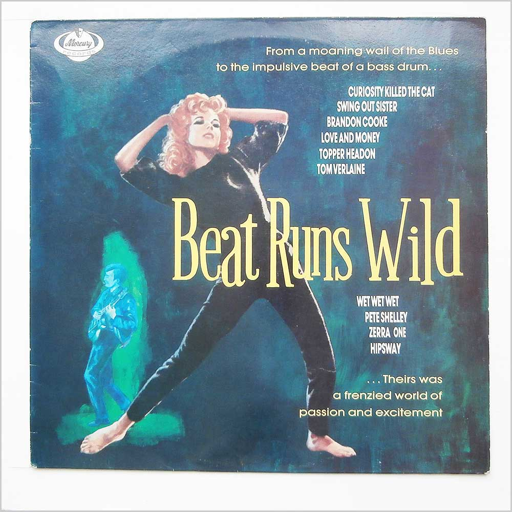 Various - Beat Runs Wild (WILD 1)