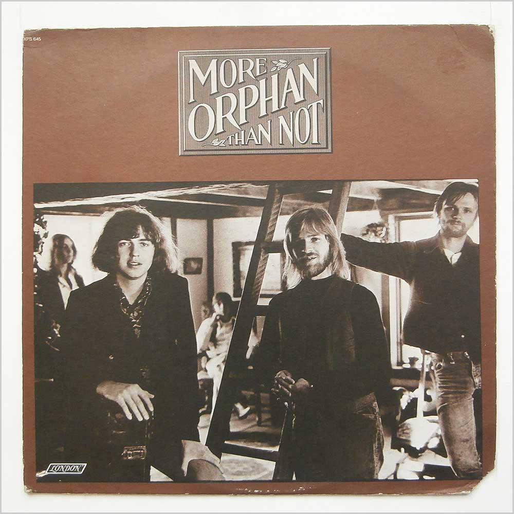 Orphan - More Orphan Than Not (XPS 645)