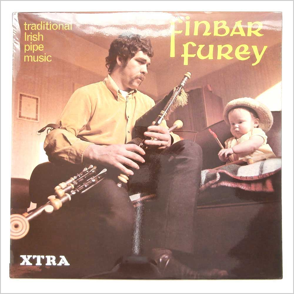 Finbar Furey - Traditional Irish Pipe Music (XTRA 1077)