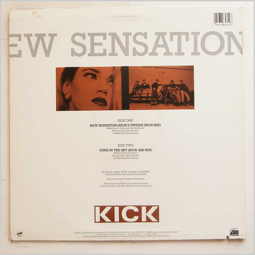 INXS - New Sensation (Nick Twelve Inch Mix) (0-86572)