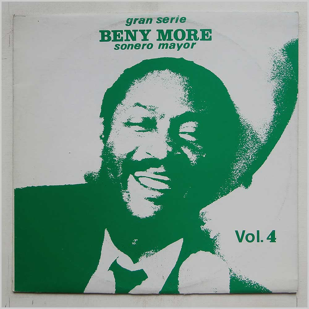 Beny More - Gran Serie: Sonero Mayor Vol.4 (102-35111)