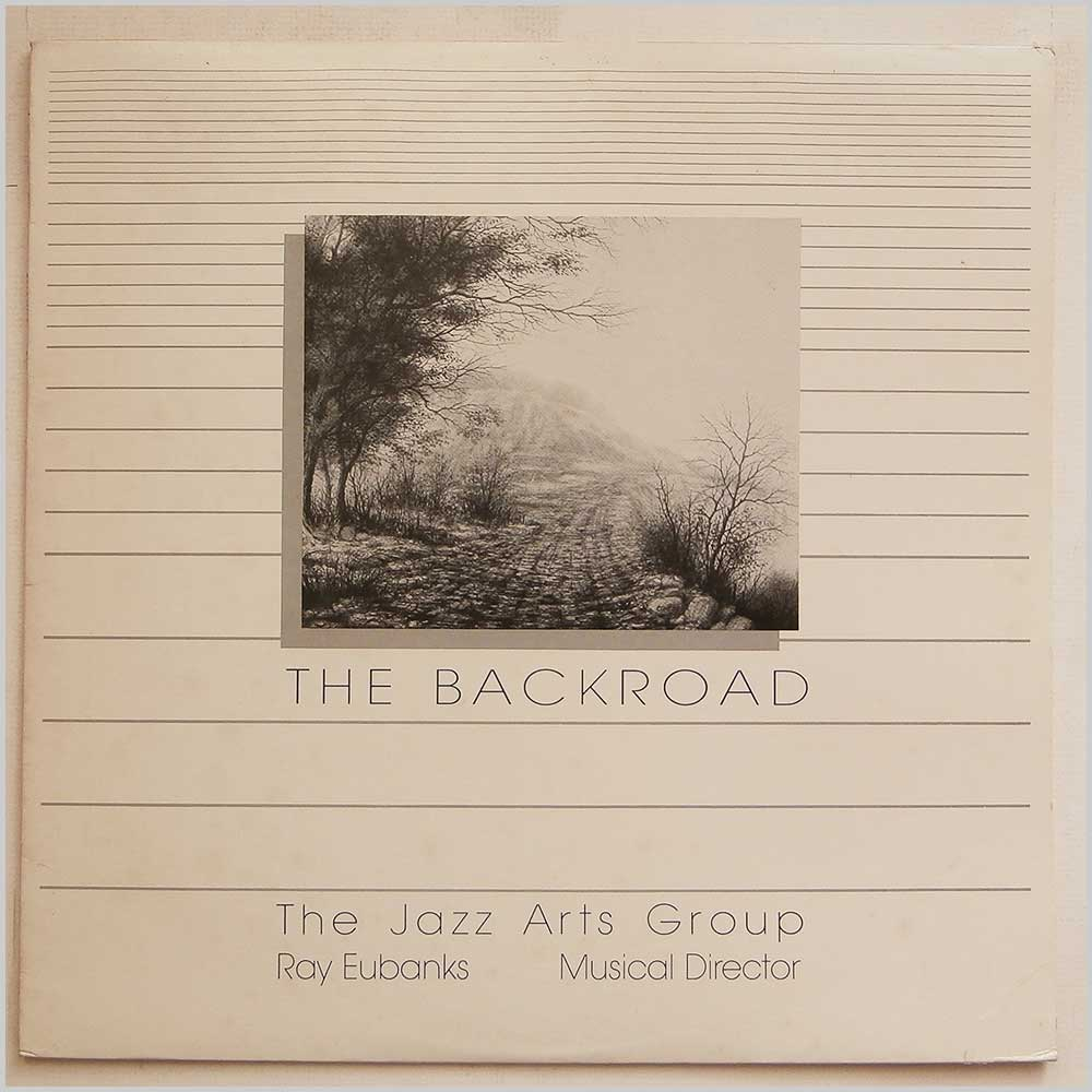 Ray Eubanks and The Jazz Arts Group - The Backroad (103871)