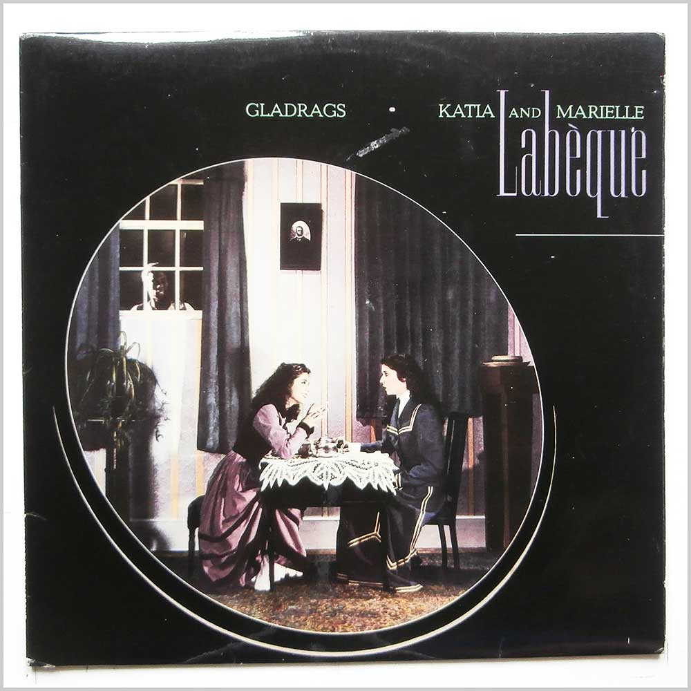 Katia and Marielle Labeque - Gladrags (10C 065 043.461)