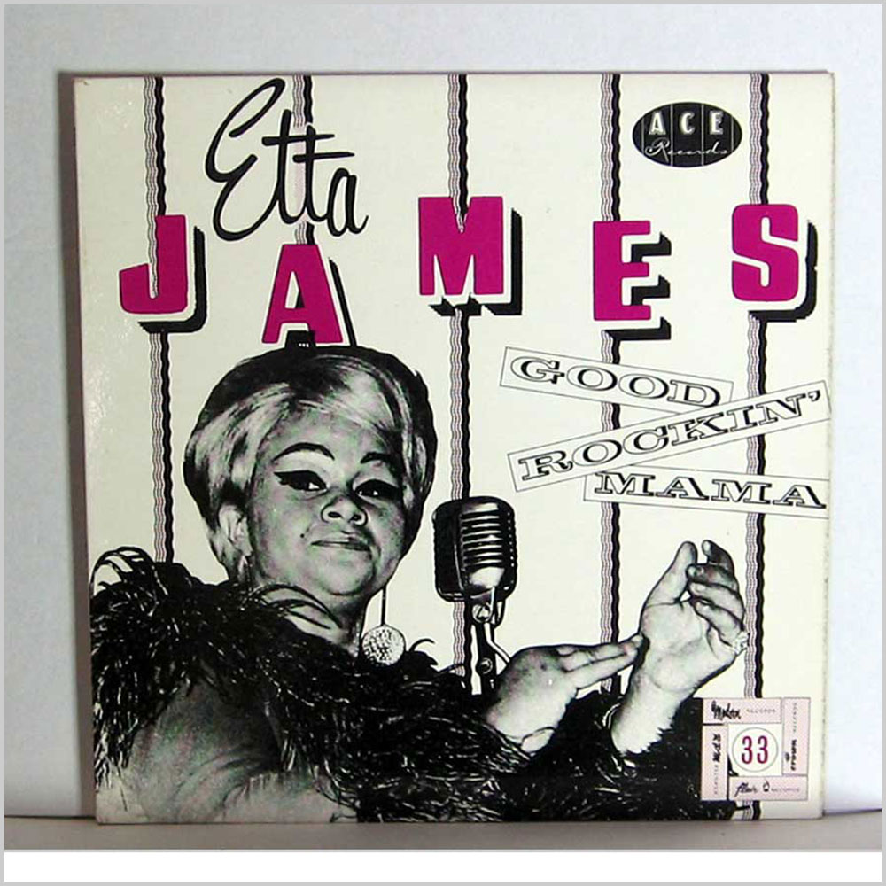 Etta James - Good Rockin' Mama (10 CH 33)