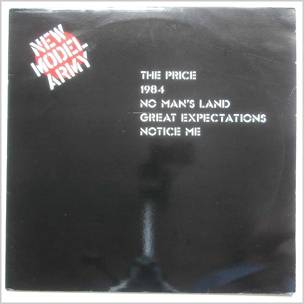 New Model Army - The Price (12 ABS 028)