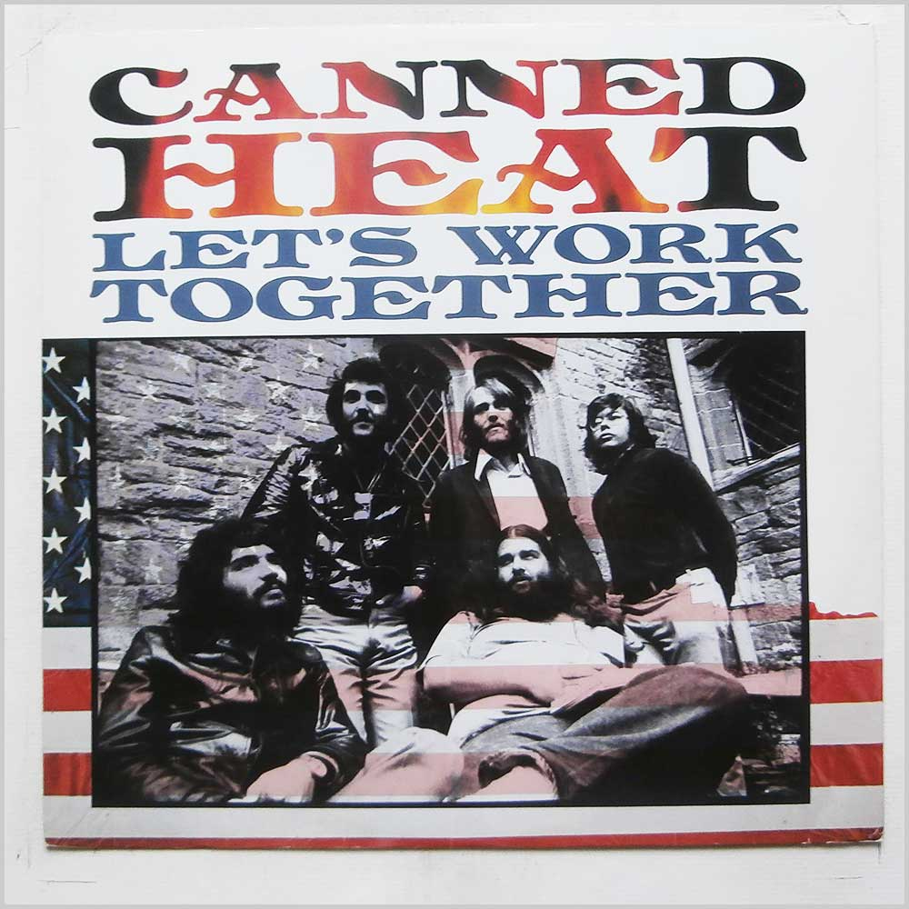 Canned Heat - Let's Work Together (12 EM 100)