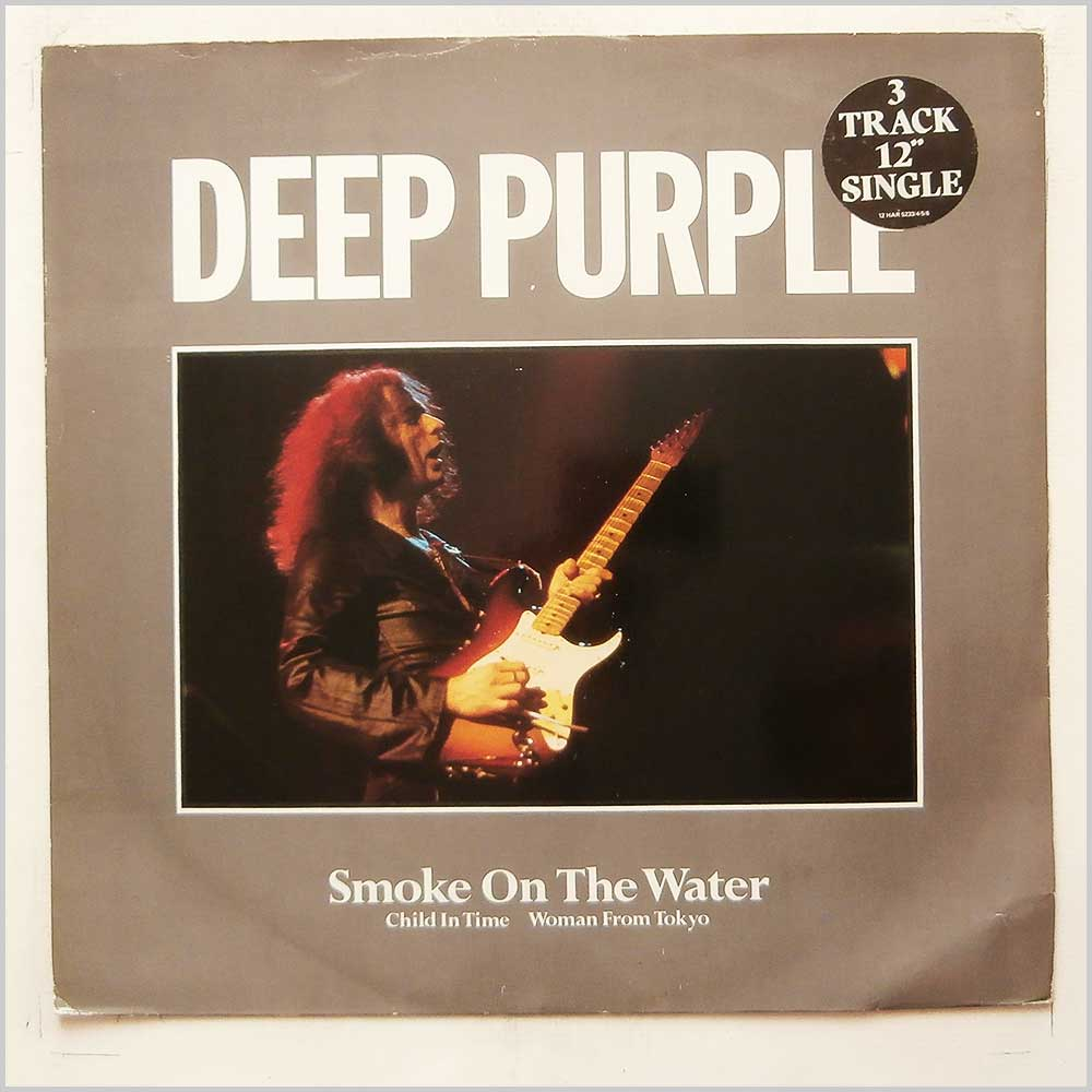 Deep Purple - Smoke On The Water (12 HAR 5236)