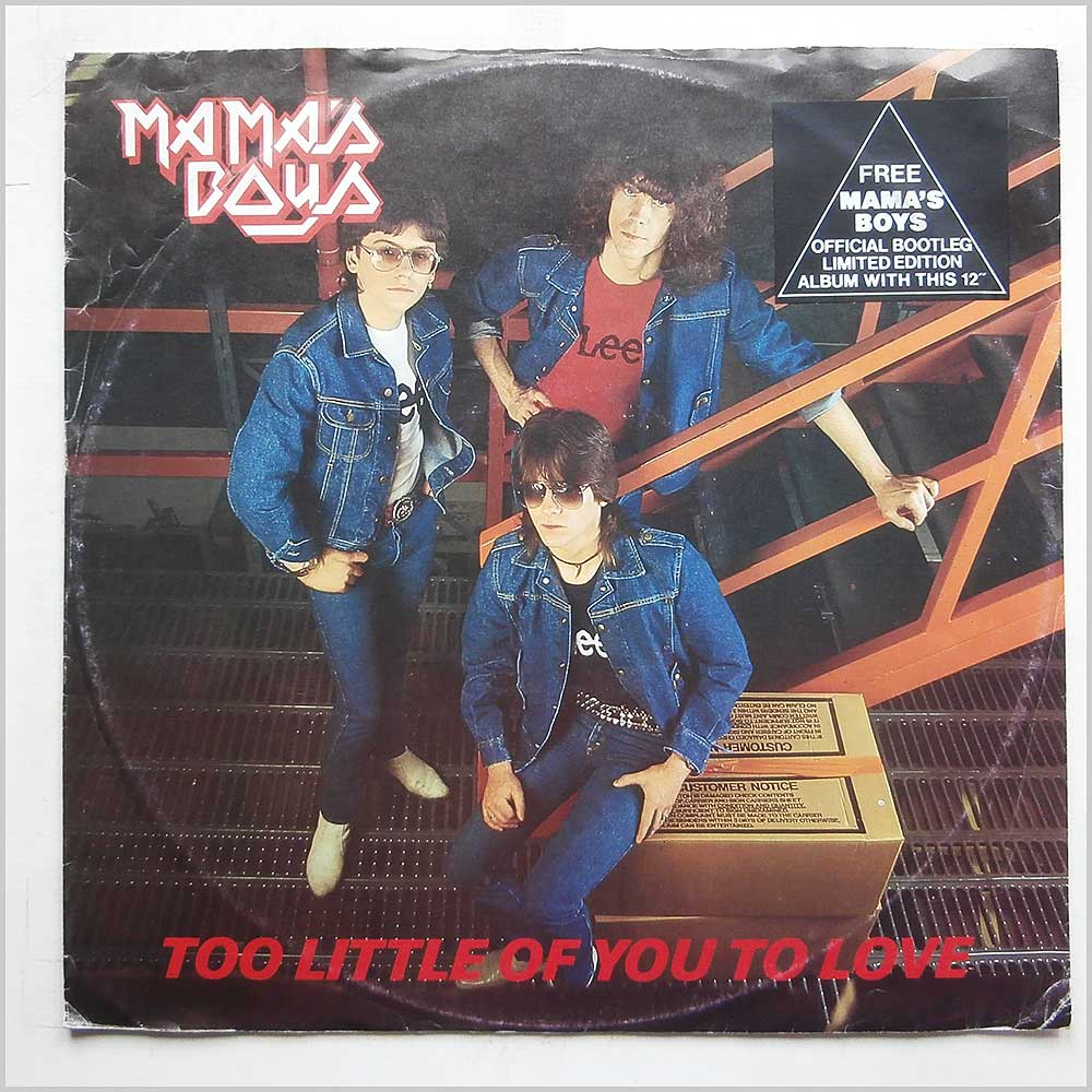 Mama's Boys - To Little Of You To Love (12SP6)