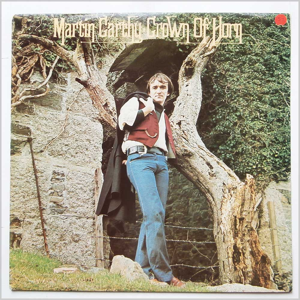 Martin Carthy - Crown Of Horn (12TS 300)