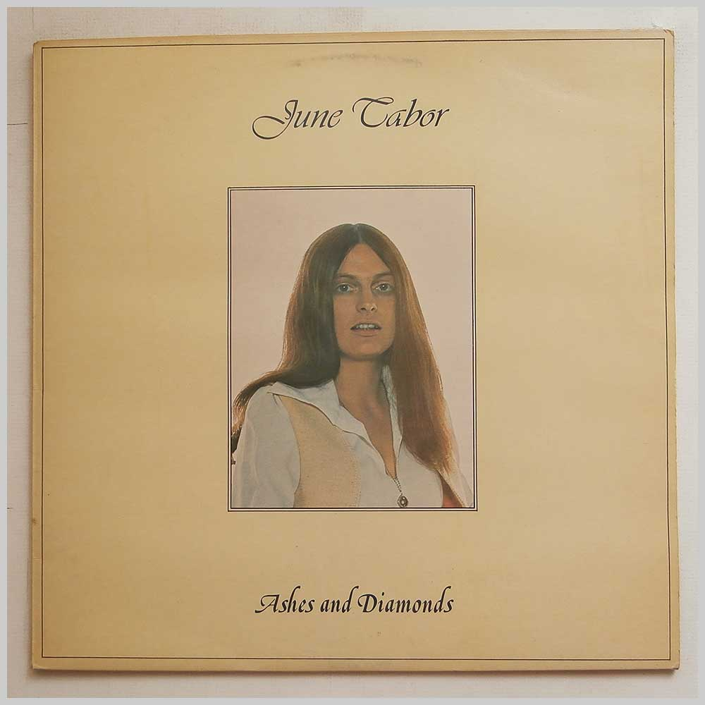 June Tabor - Ashes And Diamonds (12TS360)