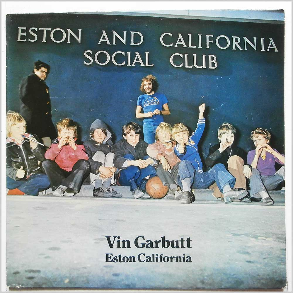 Vin Garbutt - Eston California (12TS378)