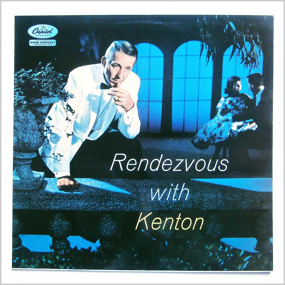 Stan Kenton - Rendezvous With Kenton (1547801)