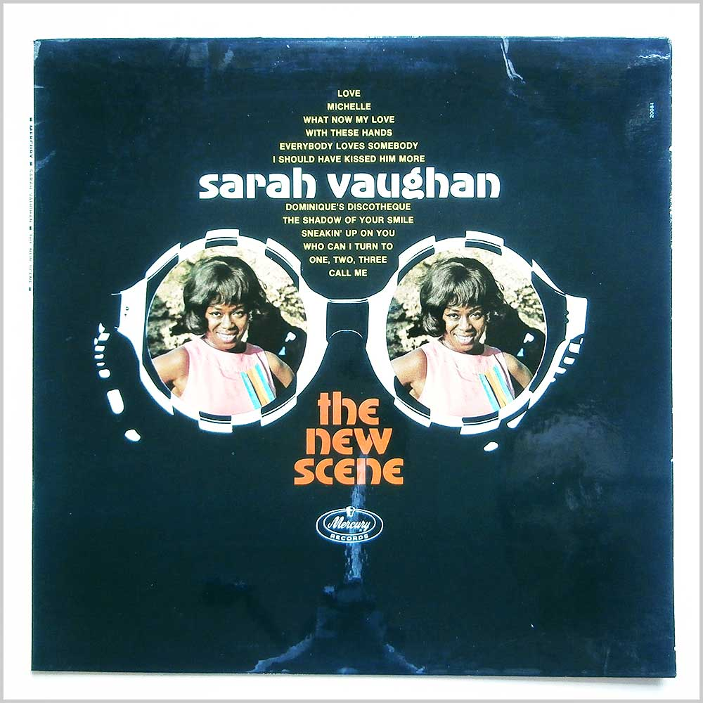 Sarah Vaughan - The New Scene (20084 MCL)