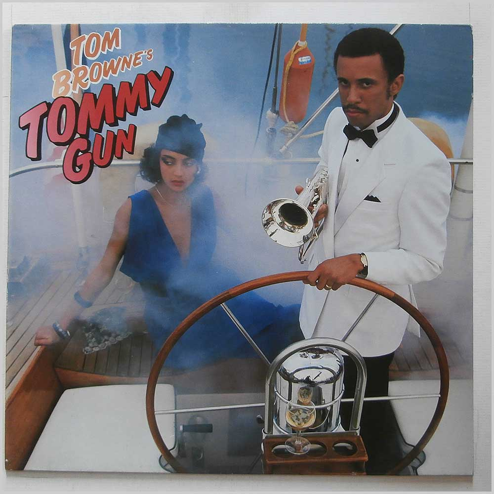 Tom Browne - Tommy Gun (206 495)
