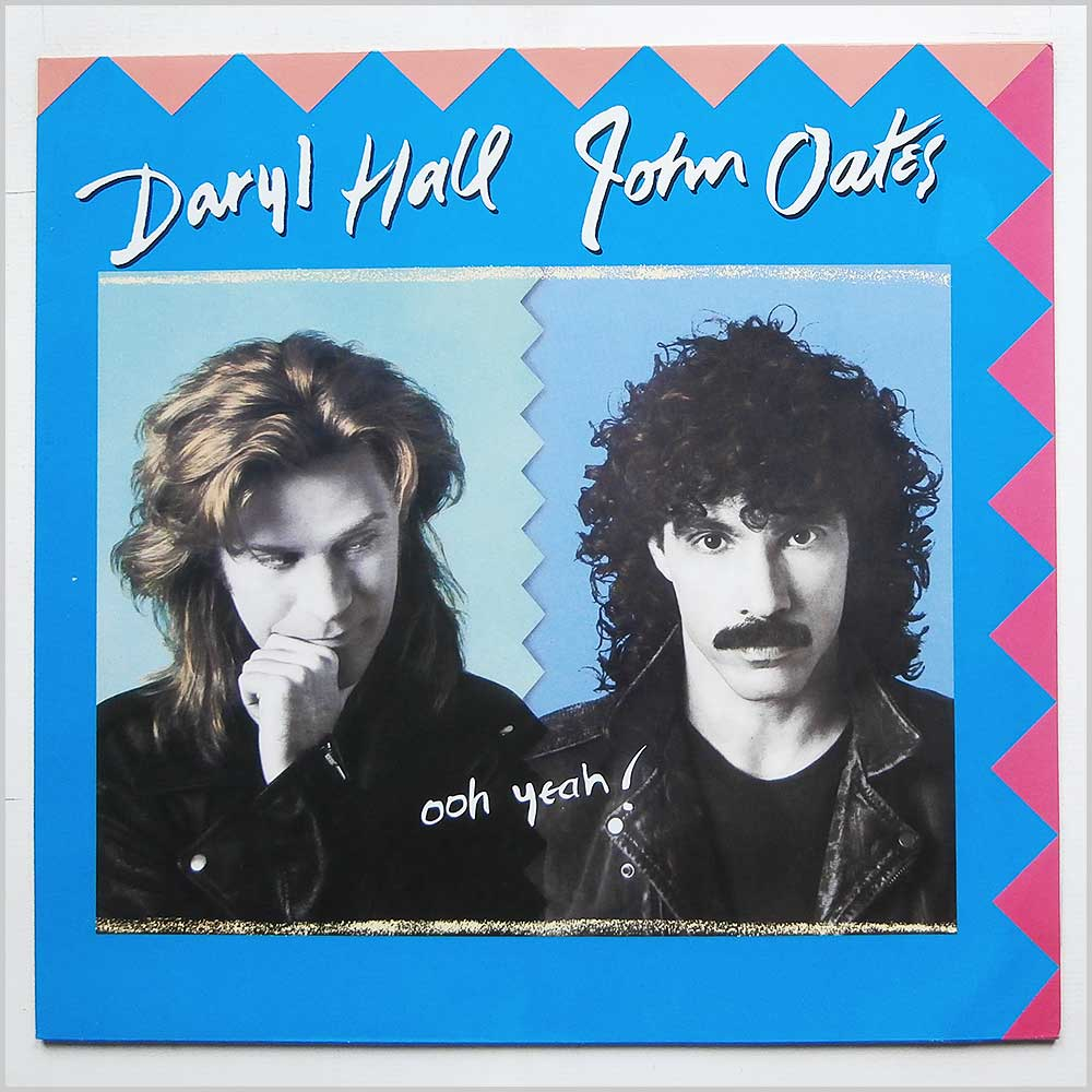 Daryl Hall and John Oates - Ooh Yeah! (208 985)