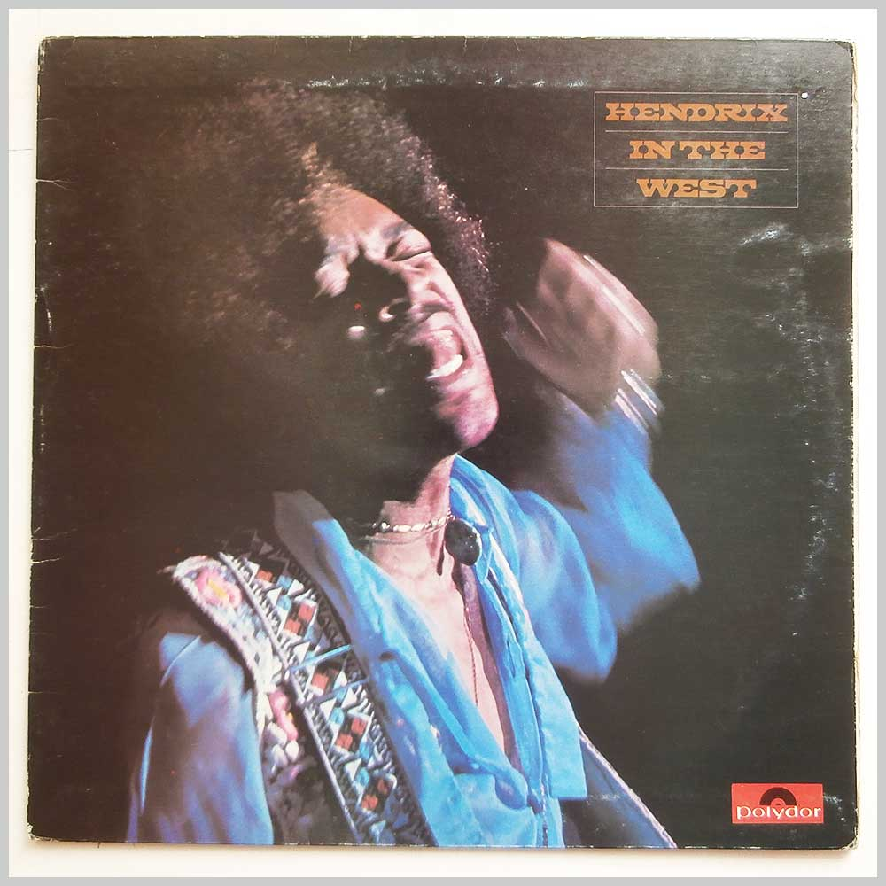 Jimi Hendrix - In The West (2302 018)