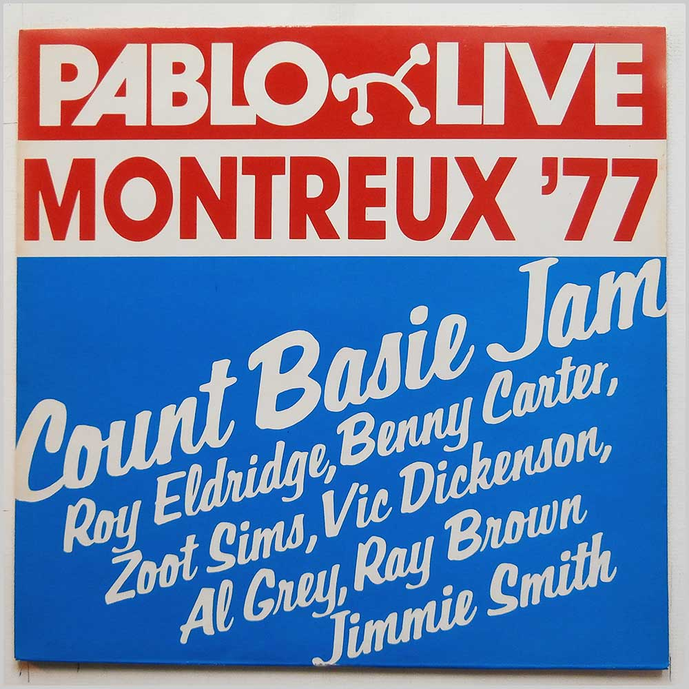 Count Basie - Count Basie Jam Montreux '77 (2308 209)