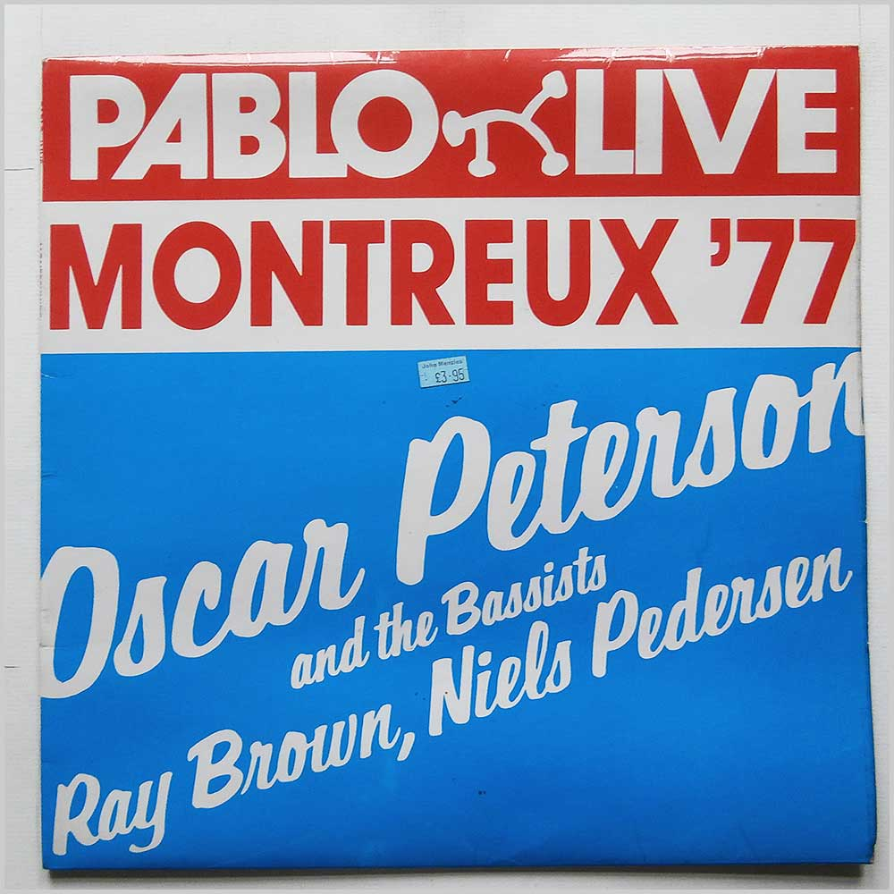 Oscar Peterson And The Bassists - Monteux'77 (2308 213)