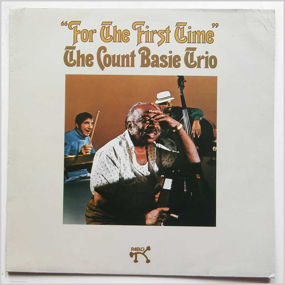 The Count Basie Trio - For The First Time (2310 712)