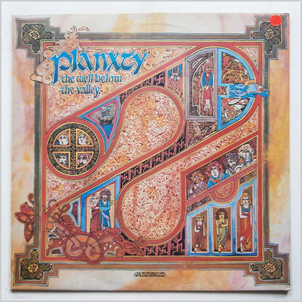 Planxty - The Well Below The Valley (2383 232)