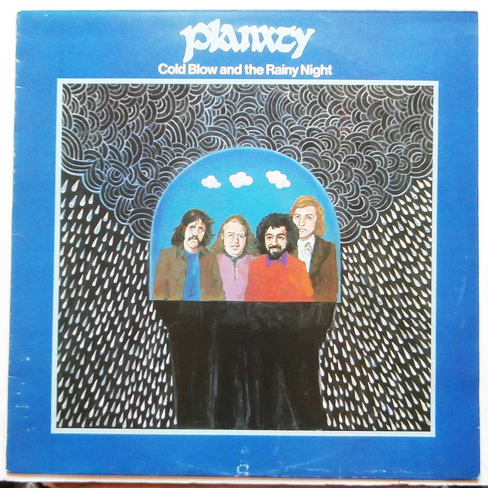 Planxty - Cold Blow And The Rainy Night (2383 301)