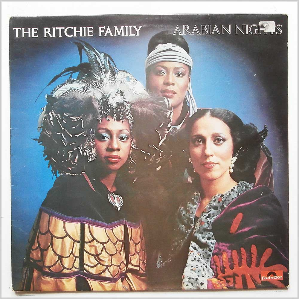 The Ritchie Family - Arabian Nights (2383 416)