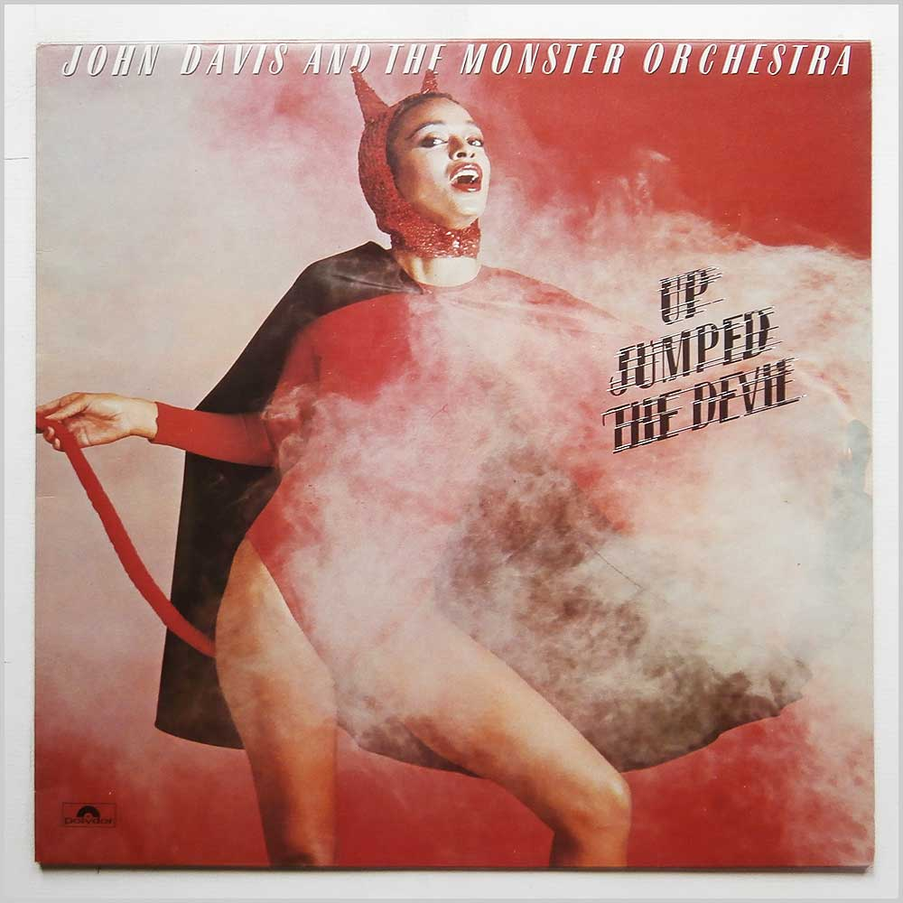 John Davis and The Monster Orchestra - Up Jumped The Devil (2383 455)