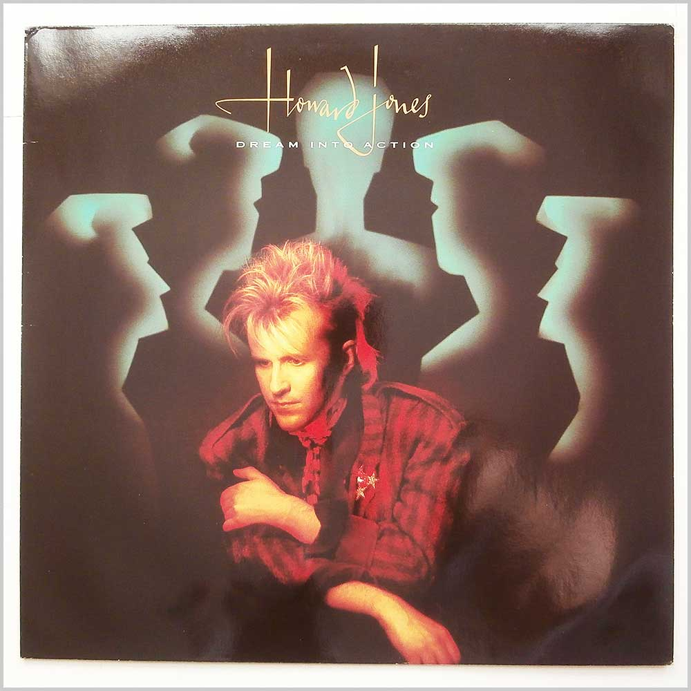 Howard Jones - Dream Into Action (240 632-1)