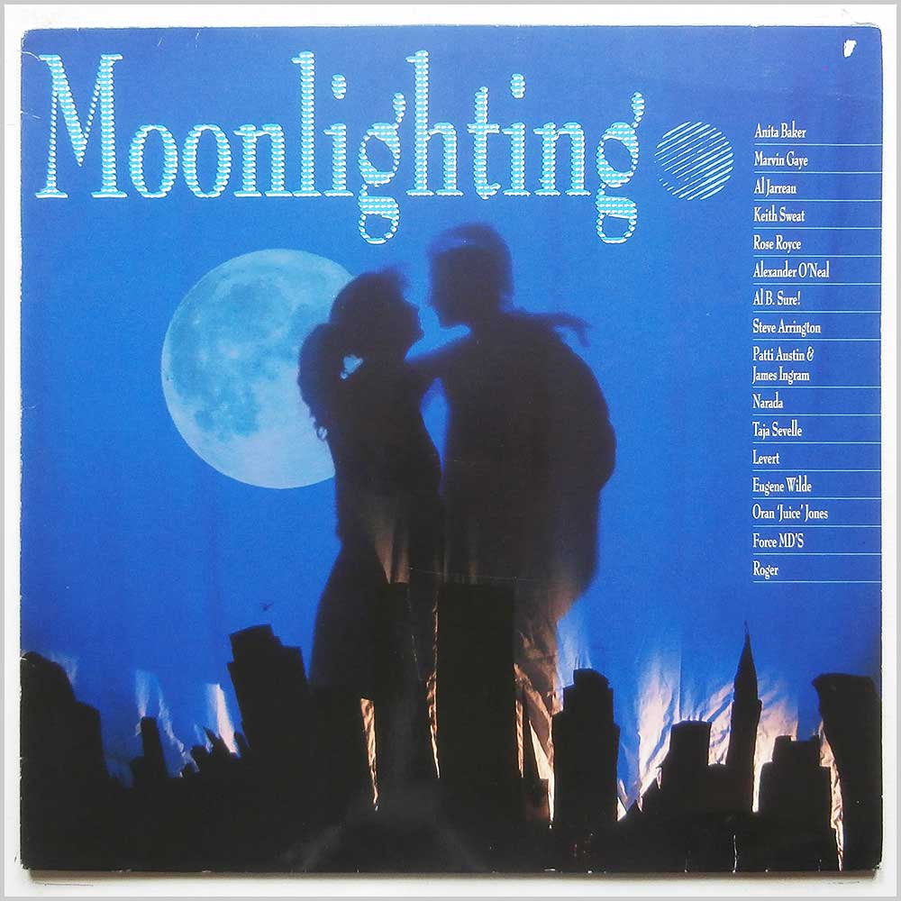 Various - Moonlighting (241 438-1)