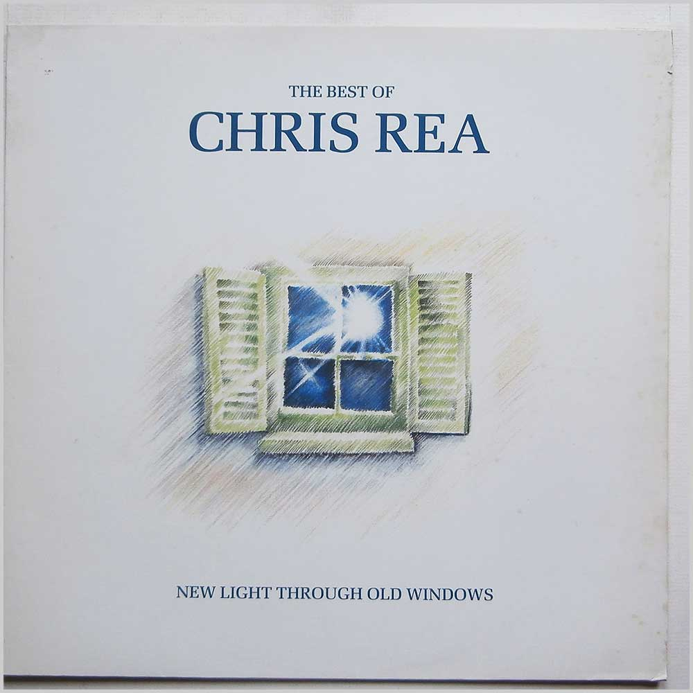 Chris Rea - New Light Through Old Windows (The Best Of Chris Rea) (243 841-1)
